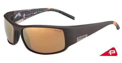 bolle king #12120 polarized inland gold brown