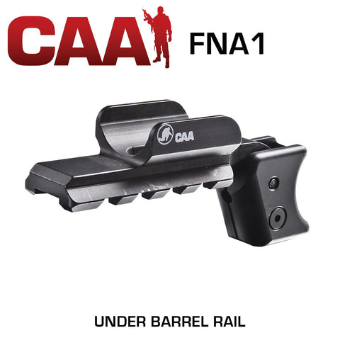 CAA 1911 Under Barrel Rails