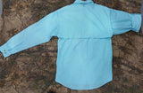 World Wide Sportsman #002048331 Nylon Angler Shirt