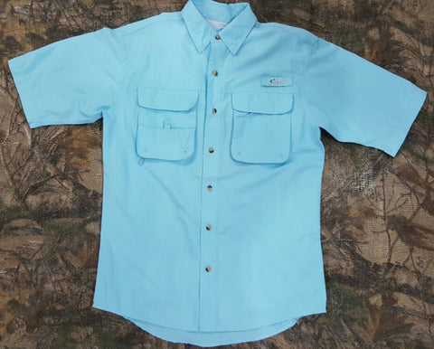 World Wide Sportsman #002048281 Nylon Angler Shirt