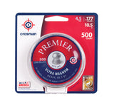 .177 Domed 10.5gr Premier Pellets (500ct) #LUM77