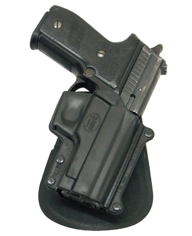 Fobus Tactical SG-229 Right Hand Conceal Carry Polymer Paddle Holster for Sig/Sauer 229