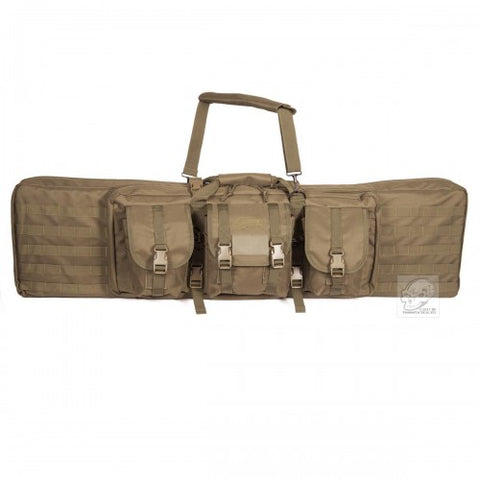 Voodoo Tactical 15-7614 Enhanced 46-inch MOLLE Compatible Soft Rifle Case 15-7614