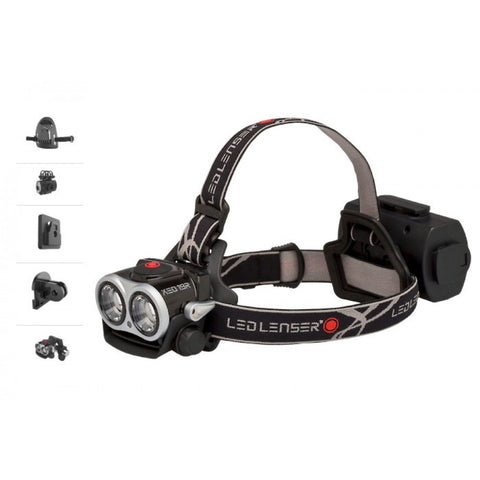 Led Lenser #880231  XEO19R Headlamp