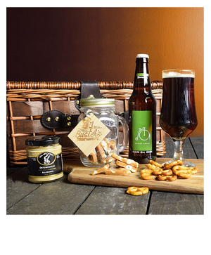 Build Your Own Beer gift baskets for dad Canada - Free Shipping