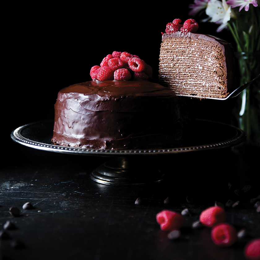 Send Cakes & Baked Goods to Fredericton, New Brunswick
