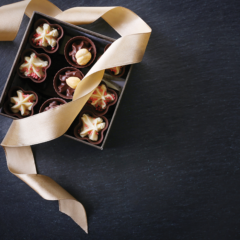 Send Chocolate Gifts and Gift Baskets To Midtown, New York