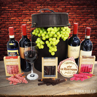 The Ultimate Wine Barrel - Table Wines