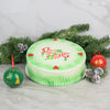 Chocolate Christmas Cake, Freshly Baked Gourmet Goods USA & Canada Delivery