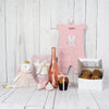 MUMMA IS EXCITED FOR THE BABY GIFT BASKET, baby girl gift hamper, newborns, new parents