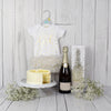 Champagne & Cake - Baby Girl Gift Set, Gifts For Baby Girls, Girl Gifts, Cake Gifts