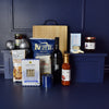Hanukkah Kosher Wine & Pasta Basket, wine gift baskets, gourmet gift baskets