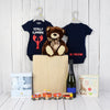 Baby Boy Celebration Crate