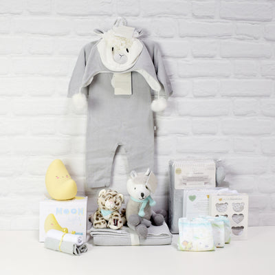 THE GOODNIGHT BABY UNISEX GIFT BASKET