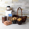 MEET THE CHOCOLATE FAMILY GIFT BASKET, gourmet gift baskets