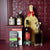 Holiday Liquor Decanter & Treats Gift Set