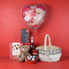 Sweet Nothings Valentine's Day Basket