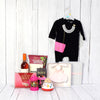Treats for Mom and Baby Girl Gift Basket