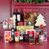 Opulent Christmas Wine & Chocolate Gift Set