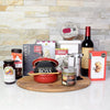 Barbury Brie Baker Gift Set, wine gift baskets, gourmet gifts, gifts