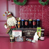 Good Tidings Beer Gift Set, beer gift baskets, Christmas gift baskets, gourmet gift baskets