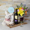 Blossoms of Spring Easter Gift Basket