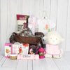 WISH YOU A BLESSED FUTURE BABY GIFT SET, baby girl gift basket, welcome home baby gifts, new parent gifts