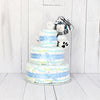 Cuddly Diaper Cake Gift Set, baby gift baskets, baby gifts, gift baskets