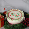 Merry Christmas Cake, gourmet gift baskets, Christmas gift baskets, gourmet gift baskets