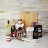 Tastes of Italy Gift Set with Champagne