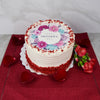 Mother's Day Red Velvet Cake, gourmet gift baskets, Mother's Day gift baskets, gift baskets