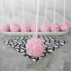 Perfect Pink Cake Pops, cake pop gift baskets, baked goods