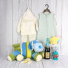Unisex Baby Champagne Set, baby gift baskets, baby boy, baby gift, new parent, baby