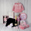 Magical Unicorn Baby Girl Gift Basket