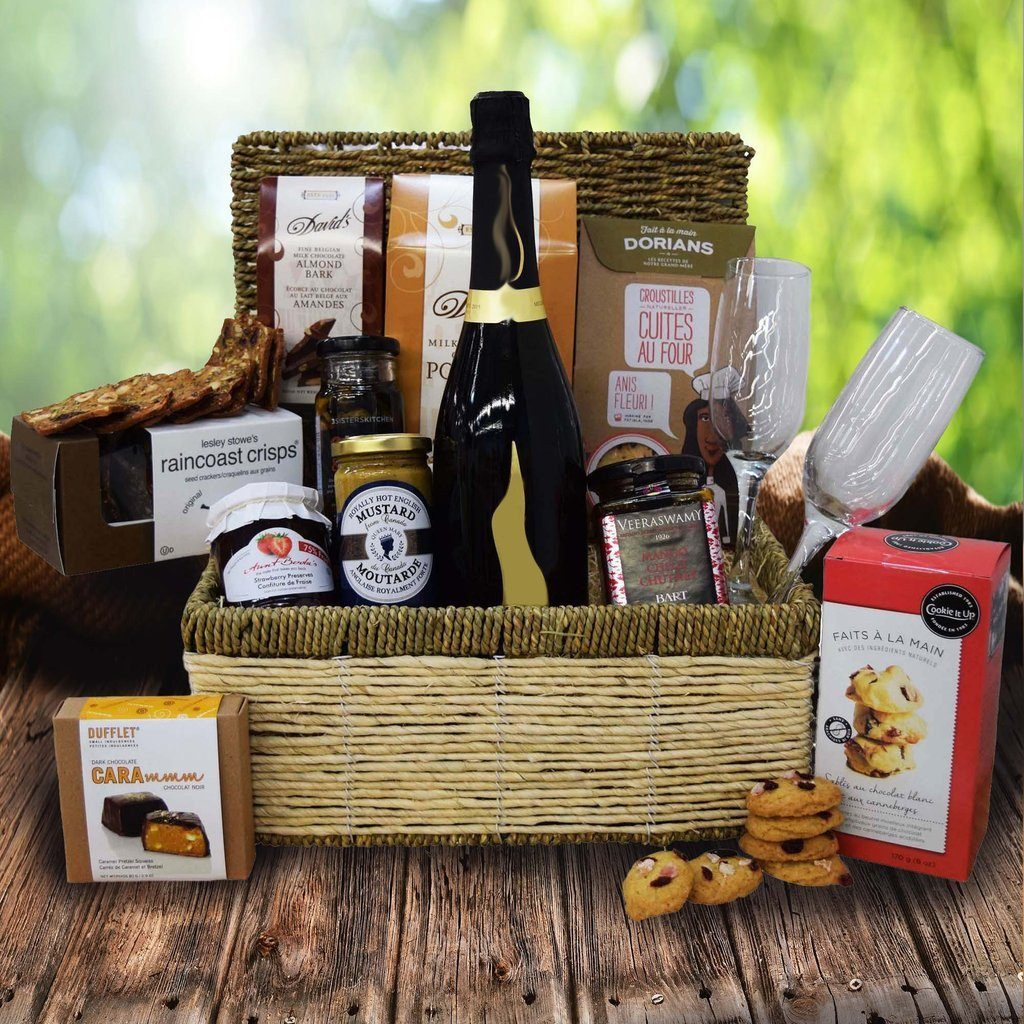 Custom Engagement Gift Baskets Yorkville S Canada