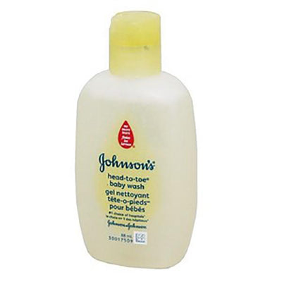 Johnson's Head-to-Toe Baby Wash