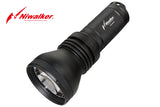 Niwalker Vostro BK-FA01S 1300 lumens 1200m throw 4x18650