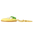 Lemon Cake Bag Charm