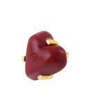 Amour Chocolate Earring - Red