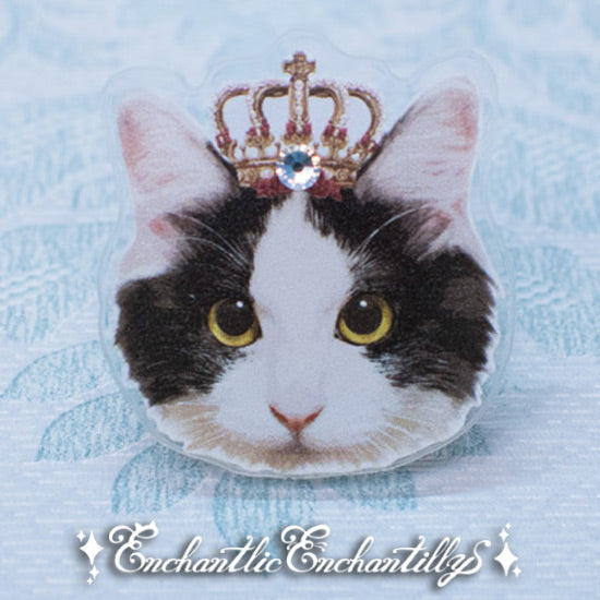 Dolled Up Ring - King Cat