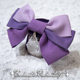 Violet Princess Brooch