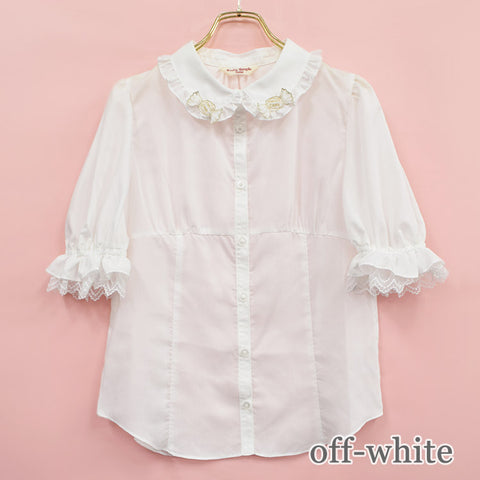 Candy Blouse - Off White