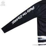 Emily the Strange Long sleeve cutsew - Black