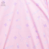 Medicine Sailor Dress - Pink x Lavender