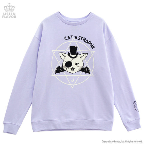 Catastrophy Pull-Over - Lavender