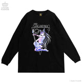 Ibuki Mioda's Rock Star T-shirt - Black
