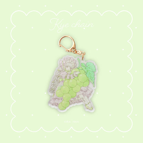 Imai Kira Keychain - Grape
