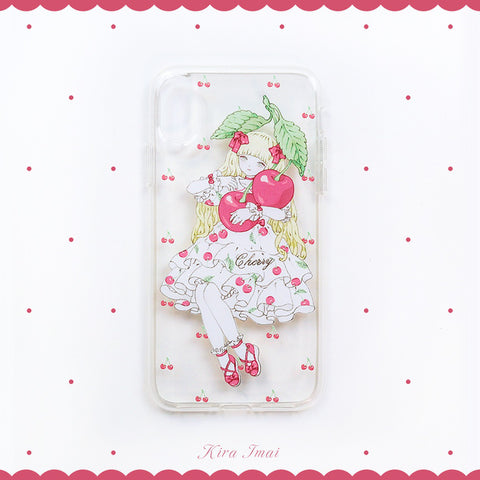 IPhone Cherry Case - X / XS