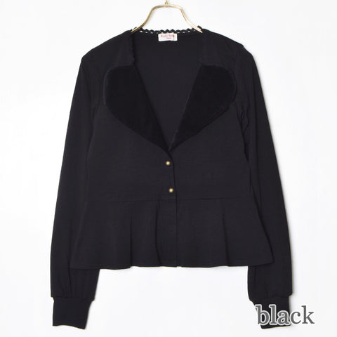 LOVE Cardigan - Black