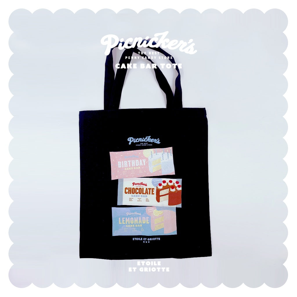 Cake Bar Tote Bag